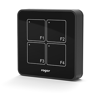 HRT82FK Touch Type Function Keys Panel