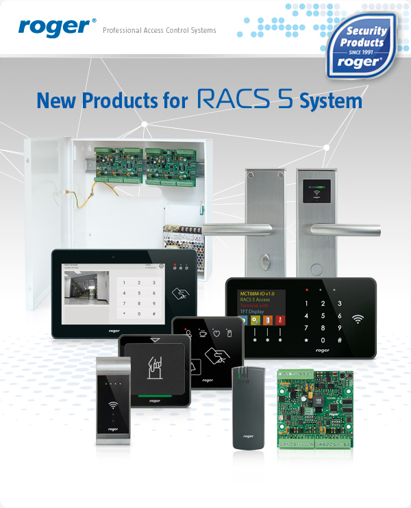 New Products for RACS 5 System