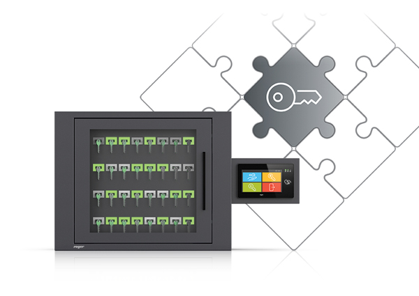 Integration with the RKD32 Key Cabinets System