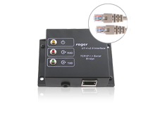 UT-4 Interface - serial RS to Ethernet