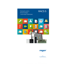 RACS 5 Scalable Access Control, Security and Automation System Brochure