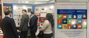 ROGER Brand at INTERSEC Exhibition