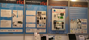 Roger Brand at Security Exhibition & Conference