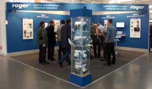 Roger Brand at Securex 2014 Fair