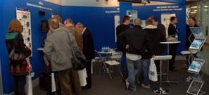 Roger Brand at Securex 2012 Fair