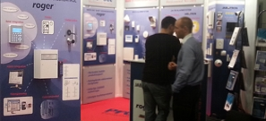 Roger Brand at Sectech 2012 Fair