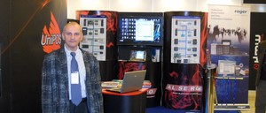 Roger Brand at Romanian Security 2010 Fairs