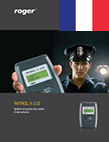 Patrol II LCD Brochure - French version