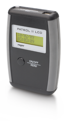 Patrol II LCD Portable Reader