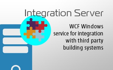 Integration Server - Service for integration with third party building systems