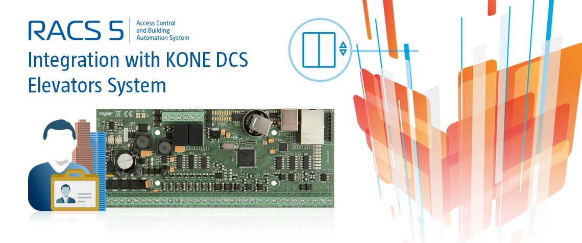 Integration with KONE DCS Elevators System