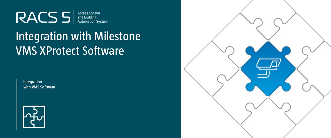 Integration with Milestone VMS XProtect Software
