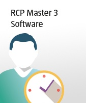 RCP Master 3 Time & Attendance Software