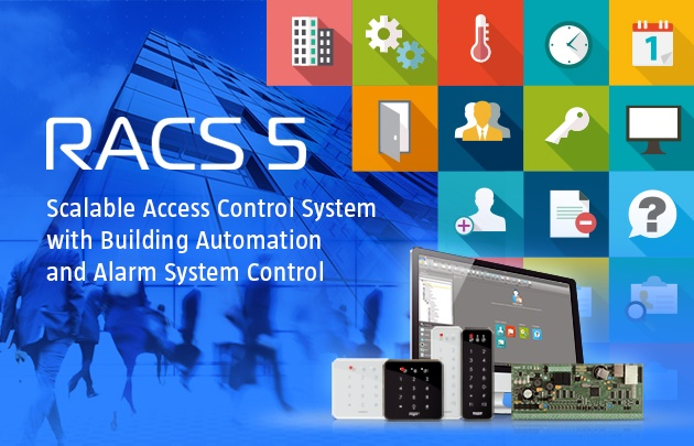 RACS 5 Access Control System