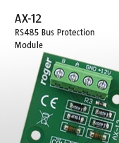 AX-12 Protection Bus for RS485