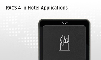 RACS 4 in Hotel Applications