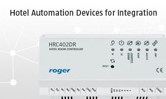 Hotel Automation Devices for Integration