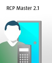 RCP Master 2 Time and Attendance Software